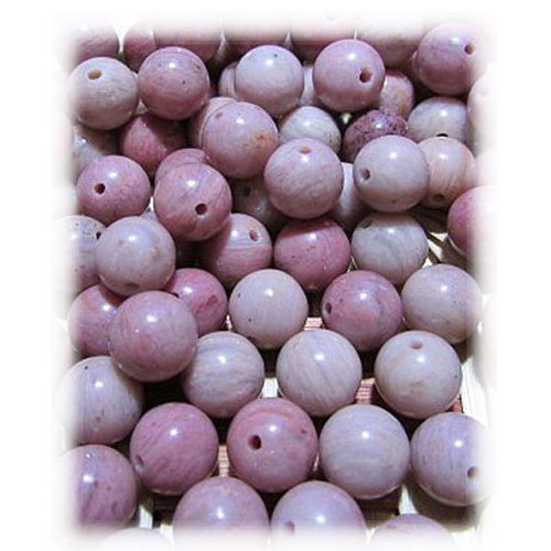 Perle Rhodonite 8 mm